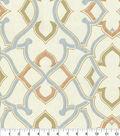 Home Decor 8\u0022x8\u0022 Fabric Swatch-P/K Lifestyles Linked SD Gilded
