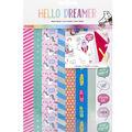 American Crafts Hello Dreamer Washi Tape Book
