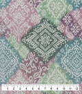 Sew Lush Fabric-Dusty Aura Aztec