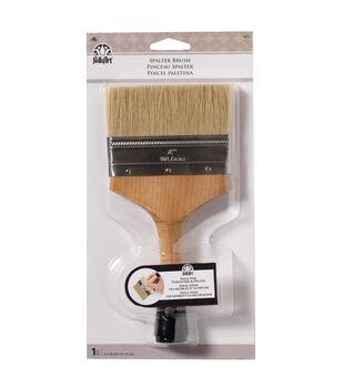 """FolkArt 4"""" Spalter Brush"""