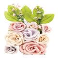 Prima Marketing Lavender Frost Mulberry Paper Flowers-Provincial Garden
