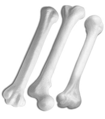 Floracraft Styrofoam Large Bones 3/pkg