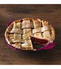 Pie Plate W&Server Fuchsia & Gray-Round 9\u0022