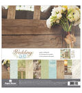 Paper House Paper Crafting Kit-Wedding Day