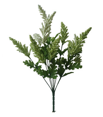 Fresh Picked Spring 19'' Berry Bush-Green & White