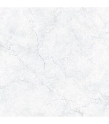 WallPops NuWallpaper Peel & Stick Wallpaper-Carrara Marble