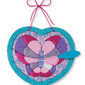 Melissa & Doug Quilting Made Easy Butterfly Craft Kit