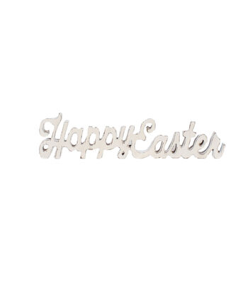 Happy Easter Decor Sign