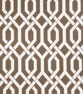 Home Decor 8\u0022x8\u0022 Fabric Swatch-Eaton Square Osprey Frappaccino