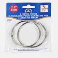 Metal Rings-2-1/2\u0022 2/Pkg