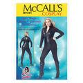McCall\u0027s Pattern M7341-Women\u0027s Zippered Bodysuit by Yaya Han