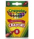 Crayola Crayons-8/Pkg