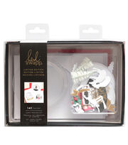Heidi Swapp Christmas Card Kit, , hi-res