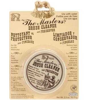 The Master's Brush Cleaner & Preserver-2.5oz