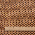 Yaya Han Collection Metallic Textured Scales-Copper