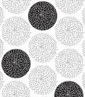 Snuggle Flannel Fabric -Vine Bursts