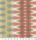 Waverly Upholstery Décor Fabric 9\u0022x9\u0022 Swatch-Mirage Painted Desert
