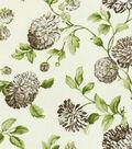 Waverly Upholstery Fabric-Charlotte/Walnut