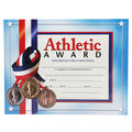 Hayes Athletic Award Certificate, 30 Per Pack, 6 Packs