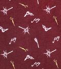 Harry Potter Flannel Fabric 42\u0022-Make It Magical