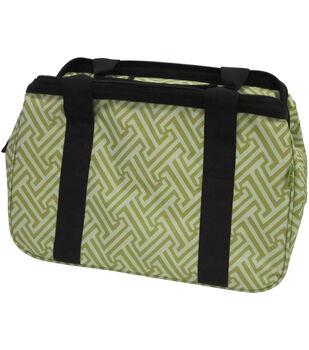 JanetBasket Green T Eco Bag