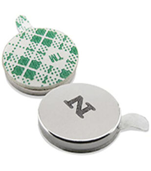 Neodymium Disc Magnets with Adheisve