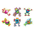 Frog-tastic! Classic Accents Variety Pack, 36 Per Pack, 6 Packs