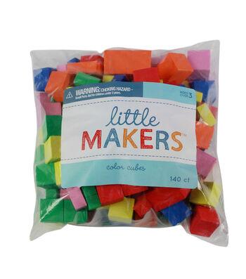 Little Makers Bulk 3D Shapes Primary Cubes