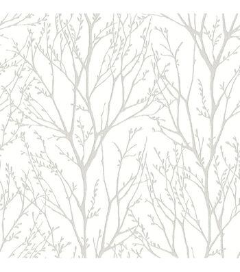 WallPops NuWallpaper Peel & Stick Wallpaper-Treetops