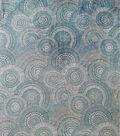 Sew Lush Fabric-Dusty Aura Circle Geo