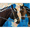 Collection D\u0027Art Diamond Embroidery/Printed/Gem Kit 48X38cm-Look Of Love