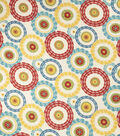 Home Decor 8\u0022x8\u0022 Fabric Swatch-SMC Designs Joyce / Citron