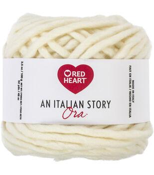 Red Heart An Italian Story Ora Yarn