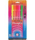 Gelly Roll Moonlight 06 Pens - Vibrant 5 pack