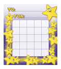 Smiley Stars Mini Incentive Charts 36 Per Pack 6 Packs