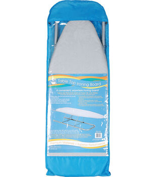 "Dritz 35.5"" x 12.25"" x 5"" Table Top Ironing Board"