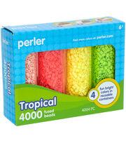 Perler Bead Storage Set-Tropical, , hi-res