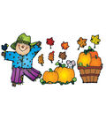 Pumpkin Patch Bulletin Board Set, 2 Sets