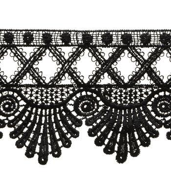 Venice Lace-Black
