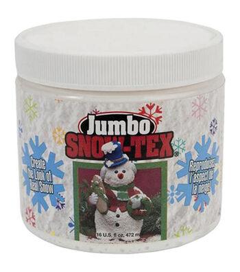 Maker's Holiday Craft Snow-Tex 16oz