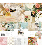"Kaisercraft Paper Pack 12""X12"" 12/Pkg-Scrap Studio, , hi-res"