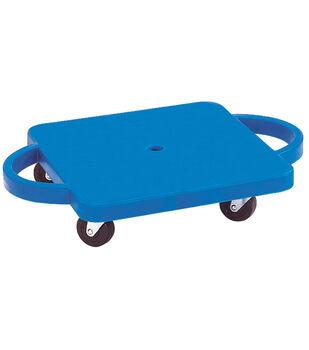 Champion Sports Plastic Scooter-Blue