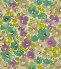 Home Decor 8\u0022x8\u0022 Fabric Swatch-Waverly Shi Shi Orchid