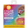 Wilton Color Right Performance Food Coloring Set