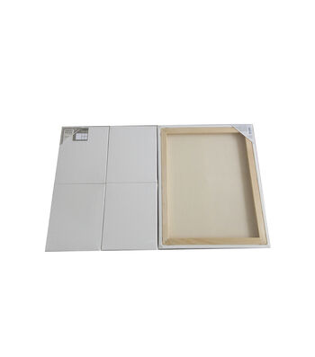 Artist Value 5 pk 16''x20'' & 8''x10'' Canvases