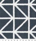 Waverly Multi-Purpose Fabric-Port of Call Embroidery Indigo
