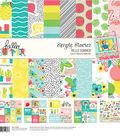 Simple Stories Hello Summer 12\u0027\u0027x12\u0027\u0027 Collection Kit