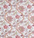 Home Decor 8\u0022x8\u0022 Fabric Swatch-Upholstery Fabric Eaton Square Griffin Cerise