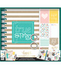 The Happy Planner 12-Month Undated Big Planner Box Kit-True Story