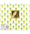 K&Company 12\u0027\u0027x12\u0027\u0027 Scrapbook with Window-Pineapple Scatter